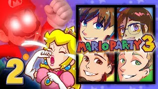 """Mario Party 3: """"Sociopathic Dillon"""" - EPISODE 2 - Friends Without Benefits"""