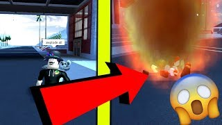 NEW EXPLODE GLITCH IN ROBLOXIAN HIGH SCHOOL!