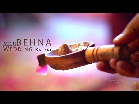 'Laadki 2' - Sachin-Jigar, Taniskha S, Kirtidan G, Rekha B - Coke Studio | wedding film