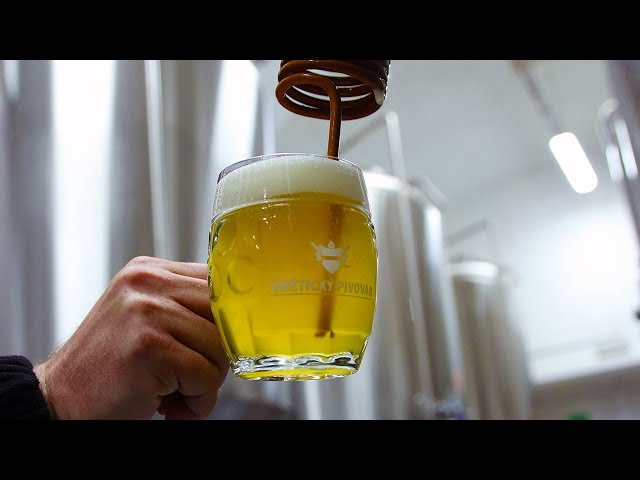 Uneticky Pivovar: world class open-fermented lagers | The Craft Beer Channel