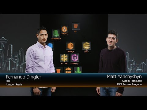 Amazon Fresh: Serverless Product Selection at Amazon Fresh