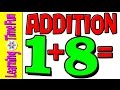 Addition | Add Numbers by 8 | Math for Kids | Math Help | Addition for Kids | Basic Math