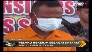 Sakit Hati Dituduh Pengedar Sabu, Seorang Pria Perkosa Istri Rekan Kerja - Police Line 16/09
