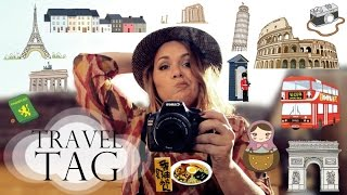 Travel TAG | Anda Zelenca
