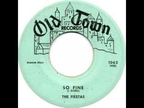 The Fiestas-So Fine 1959