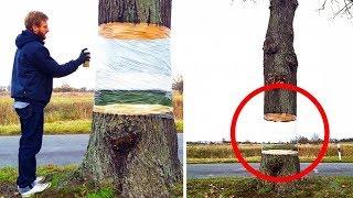 10 Street Art Pazzesche che sembrano Impossibili ma è tutto Vero
