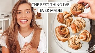 I MADE SWEDISH CARDAMOM BUNS | Kristin's Kitchen