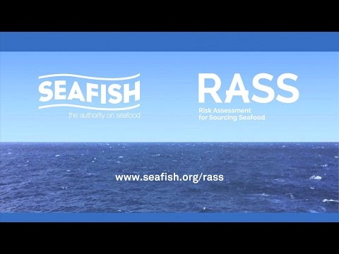 RASS - Risk Assessment for Sourcing Seafood: Tutorial 2 of 2