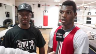 'I EXPECT WLADIMIR KLITSCHKO TO DO MORE THIS TIME. TYSON FURY CANT BE COMPLACENT' - RICHARD COMMEY