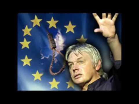David Icke pt 4 The Lisbon Treaty & The Corrupt European Union   RedIceRadio