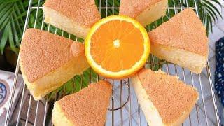 Cách Làm Bánh Bông Lan Cam Thơm Và Không Bị Ngấy | Orange sponge cake recipe