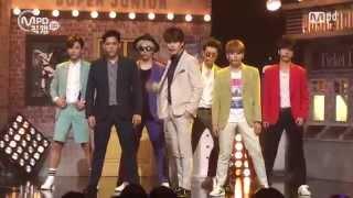 [MPD직캠] 슈퍼주니어 직캠 DEVIL Super Junior Fancam Mnet MCOUNTDOWN 150716