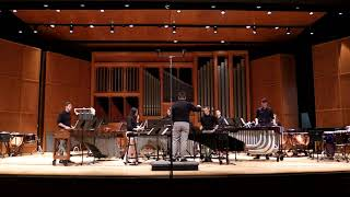 Permadusk, by Jamie Wind Whitmarsh, perf. by Florida State University Percussion Ensemble