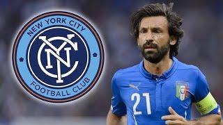 "Andrea Pirlo - ""Freekick Legend"" | NY City FC 2015 HD"