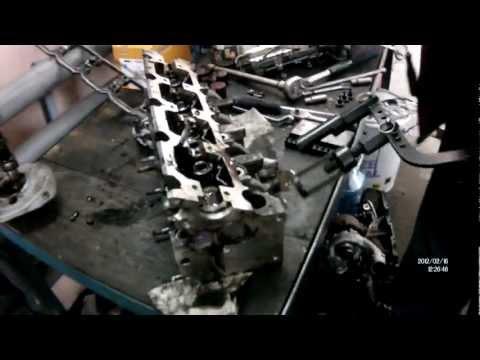 Головка рено 1.9 dCi ремонт