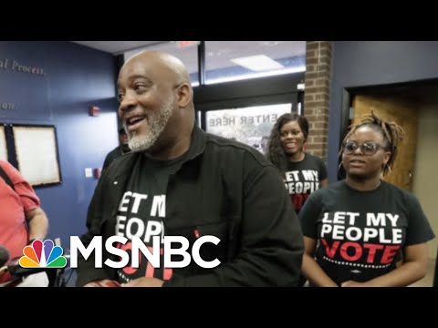 Florida Republicans Try To Restrict Felon Voting Rights | All In | MSNBC