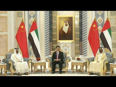 رئيس الصين يغادر الإمارات بعد توقيع 13 اتفاقية ومذكرة تفاهم …  - نشر قبل 10 دقيقة