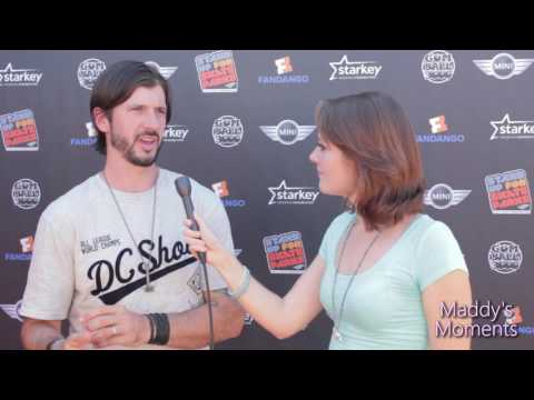 Chris Cole Interview at the Tony Hawk Stand Up for Skateparks Benefit