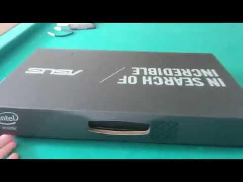 ASUS K501UX-UNBOXING
