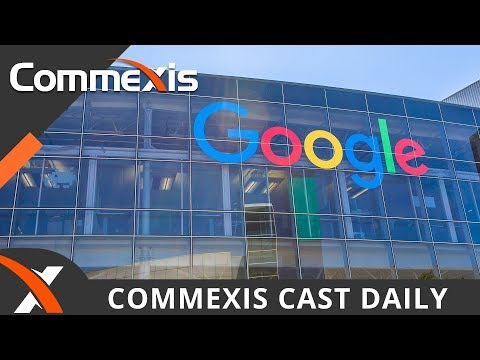 Google Confirms a Core Algorithm Update - Commexis Cast Daily, Mar. 13, 2018
