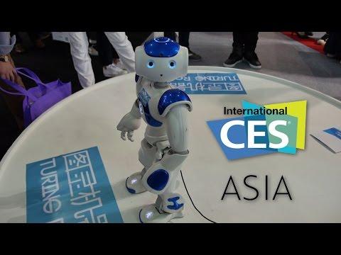 CES Asia: COMPUTER BILD zu Besuch in Shanghai