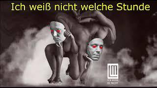 lindemann... ich weiß es nicht (lyrics video) (Subtitulado en español )