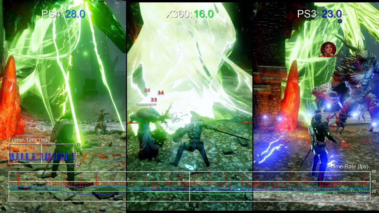 Last-gen revisited: Dragon Age Inquisition • Eurogamer net