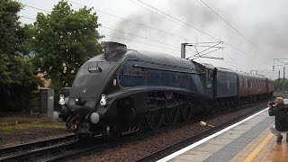 LNER Pacific Heaven On The East Coast Mainline Tuesday 7th July 2015