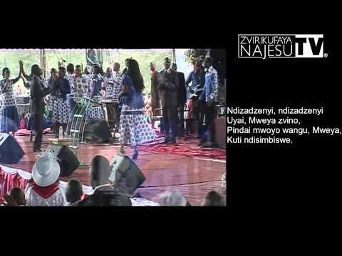 Mweya Mutsvene Muri Mwari - Hymn Fellowship