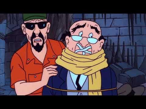 Le avventure di Tintin S02e13   Volo 714, destinazione Sidney Parte 2 Mux by Little Boy