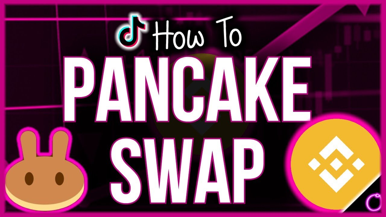 SUPER SPEEDY PANCAKE SWAP TUTORIAL IN UNDER 1 MINUTE