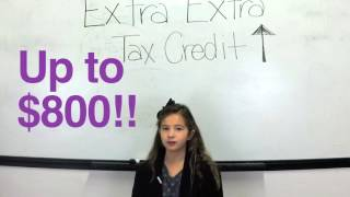 Tax Credit Video