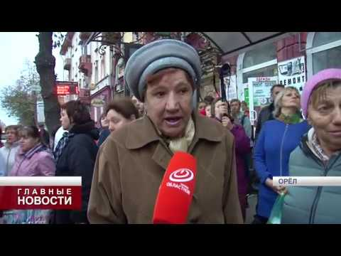 """Глава администрации Орла рекомендовал """"дорожникам"""" ускориться"""