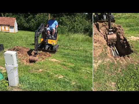 Septic Tank Replacement in Louisville