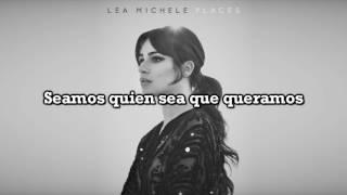 Getaway car, Lea Michele | Español