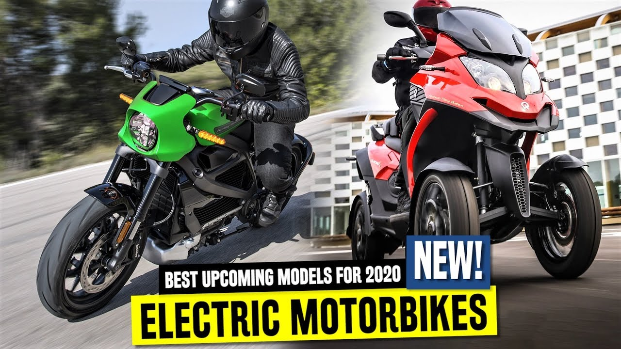 Best Scooters 2020 7 Upcoming Electric Bikes and Big Scooters to be Available in 2020