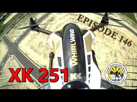 XK X251 what is new in Version 2 + Review Unbox