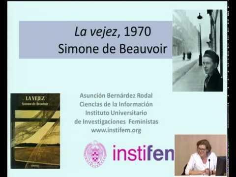 """""""La vejez"""" de Simone de Beauvoir"""
