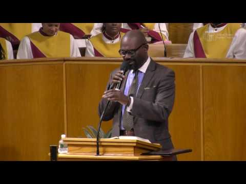 "November 5, 2016 ""An Invitation To Follow"", Rev. William Lamar, IV"