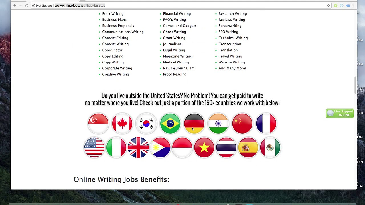 how to find technical writing jobs