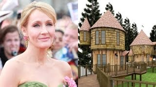 J.k. Rowling Gets Permission To Build Hogwarts Playground In Backyard