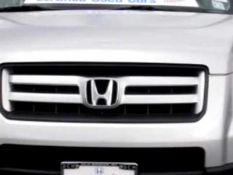 2007 Honda Pilot EX L DVD Dch Academy Honda Old Bridge, NJ