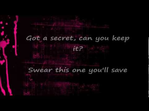 [HD] Secret - The Pierces with lyrics , Gossip girl