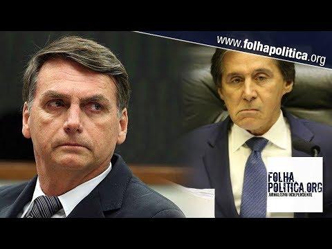 Após aumento para ministros do STF, Bolsonaro cancela reuniões com Eunício e Maia