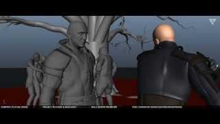 Ведьмак 3 - Демонстрация создания CG-трейлера
