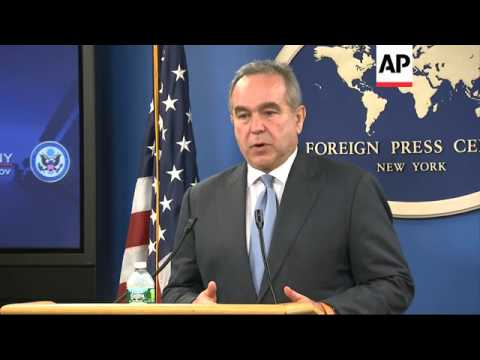 Assistant Sec of State for East Asia and Pacific Affairs on US foreign policy in the region
