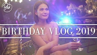 BIRTHDAY VLOG 2019 By Bea