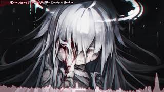 Nightcore - Snakes [ Dear Agony ft. We Are The Empty ]