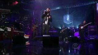 Matisyahu - One Day on Letterman