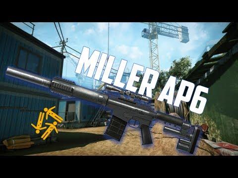 Warface Miller AP6 thumbnail